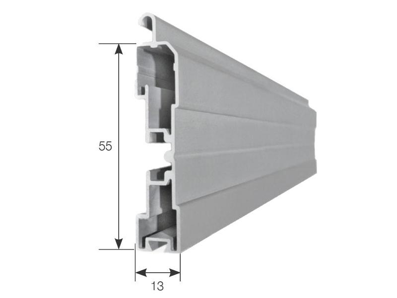 Immagine Terminale Alluminio Estruso