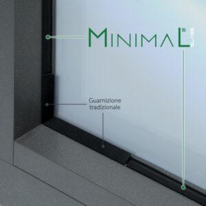 Guarnizioni MINIMAL Glass®